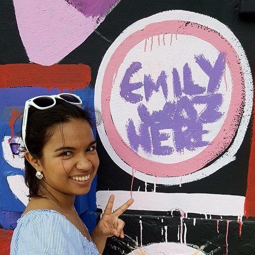 Emily Cribas